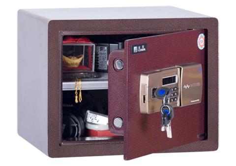 领尊30cm小型保险箱